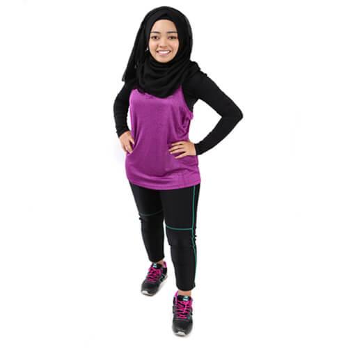 Nafisah Ashiek Hussien, 27
